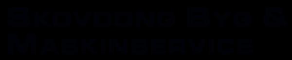 Skovdong Byg & Maskinservice